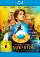 Das verschollene Medaillon - Die Abenteuer von Billy Stone (Blu-ray)