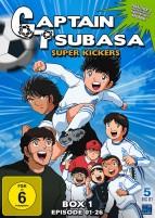 Captain Tsubasa - Super Kickers - Box 1 / Episoden 01-26 (DVD)