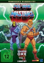 He-Man and the Masters of the Universe - Season 1 / Volume 1 / Episode 1-33 / 2. Auflage (DVD)