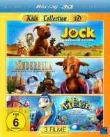 Kids Collection 3D - Blu-ray 3D (Blu-ray)