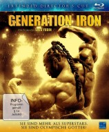 Generation Iron - Extended Director's Cut (Blu-ray)