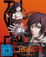 Akudama Drive - Staffel 01 / Vol. 1 (DVD)