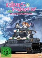 Girls & Panzer - Die komplette Serie (DVD)