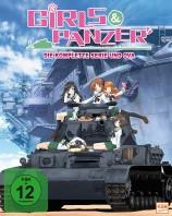 Girls & Panzer - Die komplette Serie (Blu-ray)