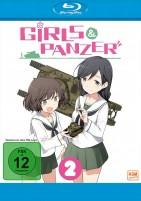 Girls & Panzer - Vol. 2 / Episode 05-08 (Blu-ray)