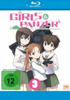 Girls & Panzer - Vol. 3 / Episode 09-12 (Blu-ray)