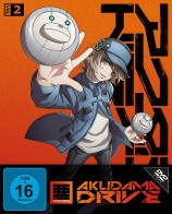 Akudama Drive - Staffel 01 / Vol. 2 (DVD)