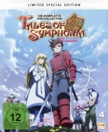 Tales of Symphonia - Limited Special Edition (Blu-ray)
