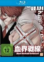 Blood Blockade Battlefront - Episode 10-12 (Blu-ray)