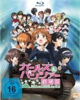 Girls und Panzer - Der Film (Blu-ray)