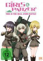 Girls und Panzer: This is the Real Anzio Battle! (DVD)