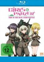 Girls und Panzer: This is the Real Anzio Battle! (Blu-ray)