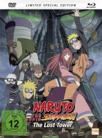 Naruto Shippuden - The Movie 4: The Lost Tower - Limited Special Edition (Blu-ray)