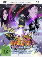 Naruto - The Movie - Geheimmission im Land des ewigen Schnees - Limited Special Edition (Blu-ray)