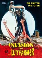 Invasion der Blutfarmer - Limited Edition Mediabook / Cover A / Neuauflage (Blu-ray)