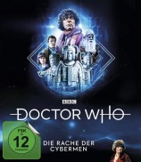 Doctor Who - Vierter Doktor - Die Rache der Cybermen (Blu-ray)