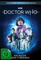 Doctor Who - Vierter Doktor - Die Rache der Cybermen - Limited Collector's Edition / Mediabook (Blu-ray)