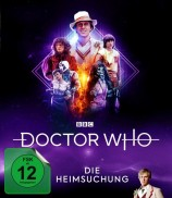 Doctor Who - Fünfter Doktor - Die Heimsuchung (Blu-ray)