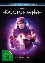Doctor Who - Vierter Doktor - Logopolis - Collector's Edition Mediabook (Blu-ray)