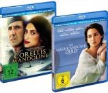 Corellis Mandoline & Ein amerikanischer Quilt (Blu-ray)