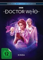 Doctor Who - Fünfter Doktor - Kinda - Limited Collector's Edition (Blu-ray)
