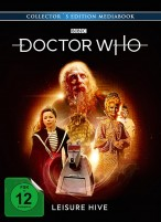 Doctor Who - Vierter Doktor - Leisure Hive - Limited Collector's Edition / Mediabook (Blu-ray)
