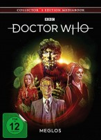 Doctor Who - Vierter Doktor - Meglos - Limited Collector's Edition / Mediabook (Blu-ray)