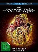 Doctor Who - Vierter Doktor - Verschollen im E-Space - Limited Collector's Edition / Mediabook (Blu-ray)