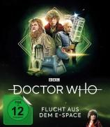 Doctor Who - Vierter Doktor - Flucht aus dem E-Space (Blu-ray)