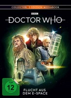 Doctor Who - Vierter Doktor - Flucht aus dem E-Space - Limited Collector's Edition / Mediabook (Blu-ray)