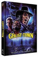 Ghost Town - Limited Collector's Edition / Cover C (Blu-ray)