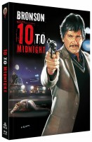 10 to Midnight - Ein Mann wie Dynamit - Limited Collector's Edition / Cover B (Blu-ray)
