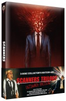 Scanners - Trilogy / Ultimate Edition (Blu-ray)