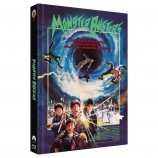 Monster Busters - Limited Collector's Edition / Cover A (Blu-ray)