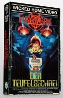 Evilspeak - Der Teufelsschrei - Retro VHS-Edition (Blu-ray)
