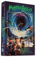 Monster Busters - Retro VHS-Edition / Cover A (Blu-ray)