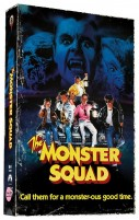 Monster Busters - Retro VHS-Edition / Cover B (Blu-ray)