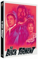 The Black Torment - Limited Collector's Edition Nr. 35 / Cover B (Blu-ray)