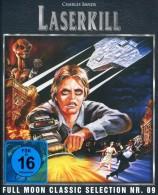 Laserkill - Todesstrahlen aus dem All - Full Moon Classic Selection Nr. 09 / inkl. SchleFaz-Fassung (Blu-ray)