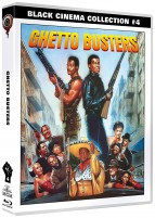 Ghetto Busters - Black Cinema Collection #04 (Blu-ray)