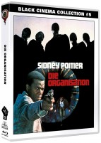 Die Organisation - Black Cinema Collection #05 (Blu-ray)