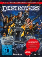 Destroyers - Limited Collector's Edition Nr. 36 / Cover A (Blu-ray)
