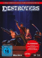Destroyers - Limited Collector's Edition Nr. 36 / Cover B (Blu-ray)