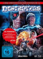 Destroyers - Limited Collector's Edition Nr. 36 / Cover C (Blu-ray)