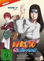 Naruto Shippuden - Staffel 19 / Box 1 / Auf den Spuren von Naruto - Der bisherige Weg (DVD)