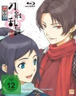 Touken Ranbu Hanamaru - Volume 1 / Episode 1-4 (Blu-ray)