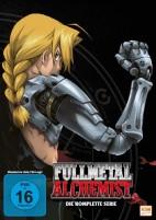 Fullmetal Alchemist - Gesamtedition / Episode 01-51 (DVD)
