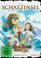 Die Schatzinsel - Die komplette Serie (DVD)