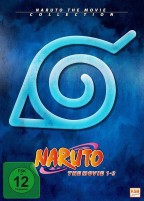 Naruto - The Movie Collection (DVD)