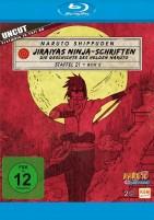 Naruto Shippuden - Staffel 21 / Box 2 / Jiraiyas Ninja-Schriften - Die Geschichte des Helden Naruto (Blu-ray)